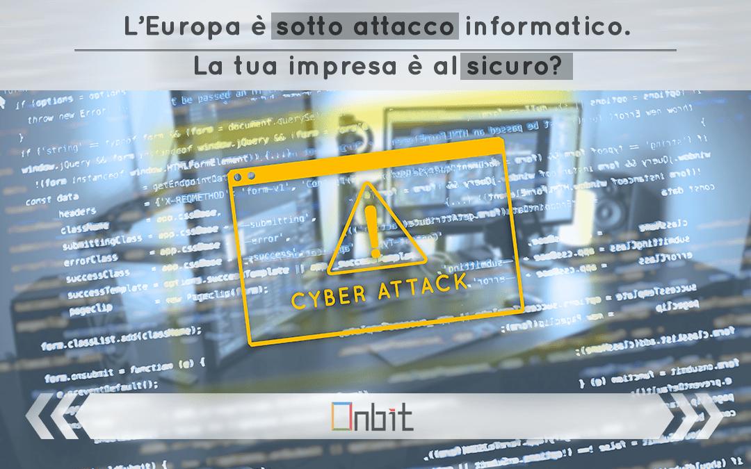 L'Europa è sotto attacco informatico. La tua impresa è al sicuro?
